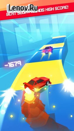 Drift It! v 1.8 Мод (много денег)