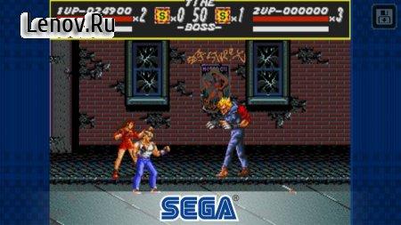 Streets of Rage Classic v 1.0.1 Мод (Unlocked)