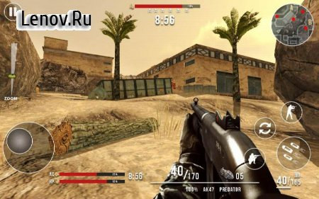 Call of Modern World War: Free FPS Shooting Games v 1.1.7 Мод (Free Shopping)