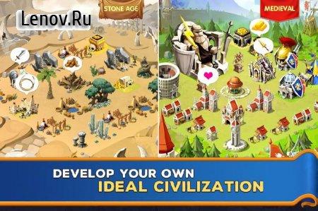 Civilization Era v 1.0.3 Мод (Unlimited Troops/Mana)