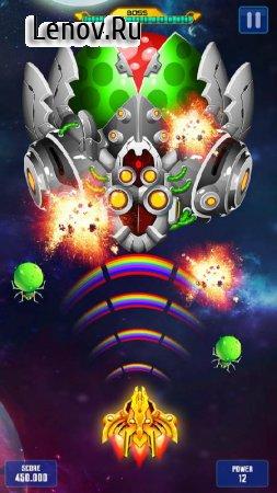 Space Shooter: GalaxyAttack v 1.344 (Mod Money)