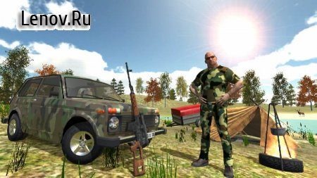 Hunting simulator 4×4 v 1.22 (Mod Money)