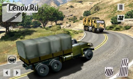 Army Truck Driver Off Road v 1.0.0 (Mod Money)