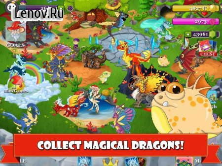 Dragon Battle v 7.14 (Mod Money)