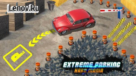Hard Parking Car Drive v 1.0 Мод (Unlocked)