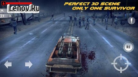 Highway Zombie Fire : Alive v 1.1 Мод (Free Shopping)