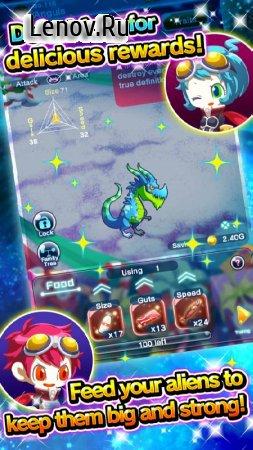 Cosmic Eggs - Battle Adventure RPG In Space! v 1.0.3 (One hit/God mode)