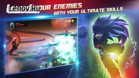 Dragon Shadow Battle 2 Legend: Super Hero Warriors v 3.3 (Mod Money)