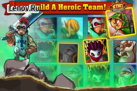 King of Defense_ The Last Defender v 1.4.5 Мод (Free Shopping)