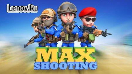 Max Shooting v 3.3 Мод (много денег)