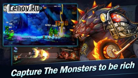 Lord of Dungeons v 1.08.00 Мод (Enemy 1 Attack/Defense/HP)
