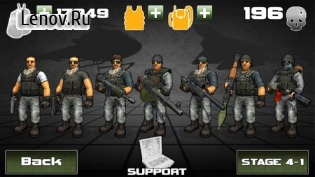 Combat rush v 1.53 Mod (Free Shopping)