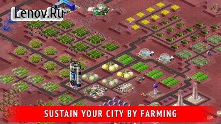 Space City: building game v 1.14 Мод (много денег)