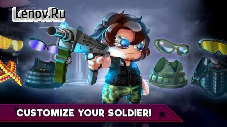 Ramboat 2 - The metal soldier shooting game v 1.0.62 Мод (много денег)