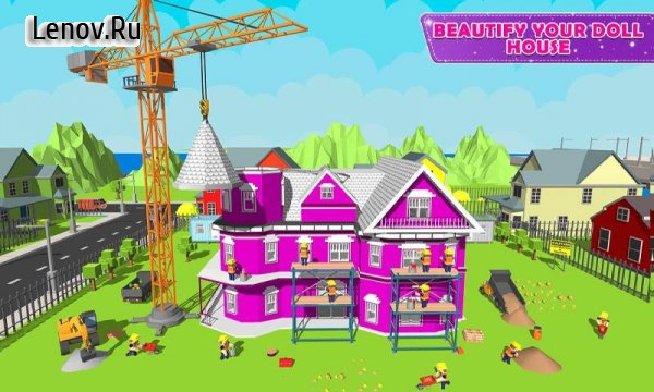 Doll House Design Decoration 2 V 1 0 Mod Unlocked Klub