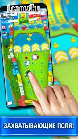 Mini Golf King Multiplayer Game (обновлено v 2.08.01) Мод (Unlimited Guideline/No Wind)