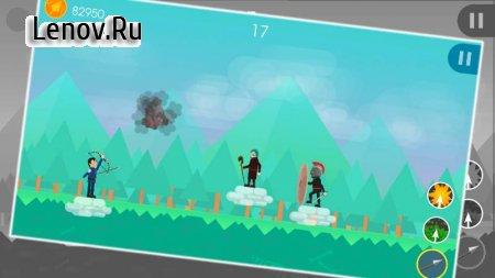 Funny Archers - 2 Player Games v 1.9 (Mod Money)