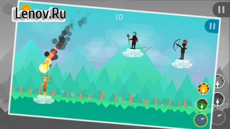 Funny Archers - 2 Player Games v 1.9 (Mod Money)