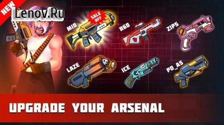 Metal Strike War: Gun Solider Shooting Games v 2.4.3 Мод (Unlimited Gold/Gem/Shield)
