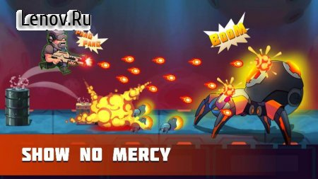 Metal Strike War: Gun Solider Shooting Games v 7.4 Мод (Unlimited Gold/Gem/Shield)
