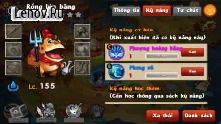Vua Thu Cung (2017) v 1.1.10 (Mod Money)
