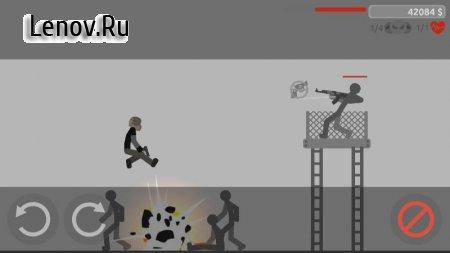 Stickman Backflip Killer 4 v 0.1.2 (Mod Money)