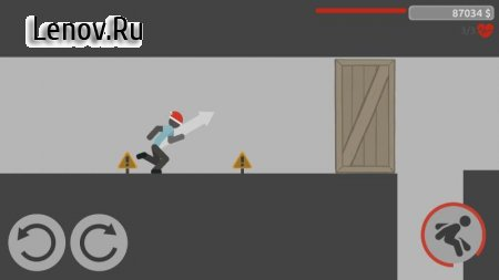Stickman Backflip Killer 4 v 0.1.2 (Mod Money)