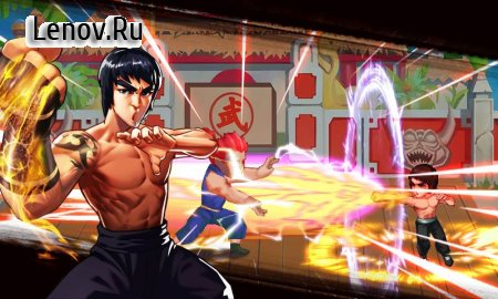 Super Kung Fu Star VS Boxing Champion Fighter v 1.1.4.101 (Mod Money)
