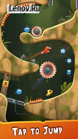 Tap Jump! - Chase Dr. Blaze v 2.1 Мод (Unlimited Gold)