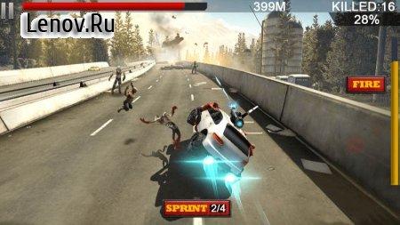 Zombie Killer- Road Reaper v 1.1 Мод (Free Shopping)