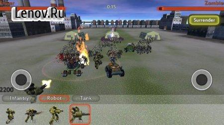 Zombie War Dead World 2 v 1.0