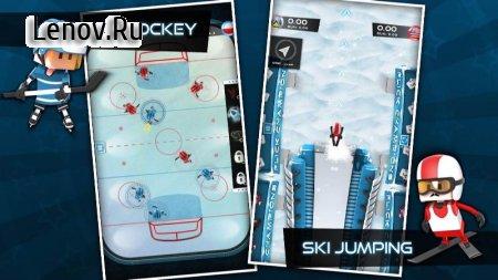 Flick Champions Winter Sports v 1.0.1 (Mod Money/Unlocked)