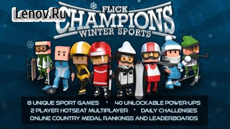 Flick Champions Winter Sports v 1.0.1 (Mod Money/Unlocked)