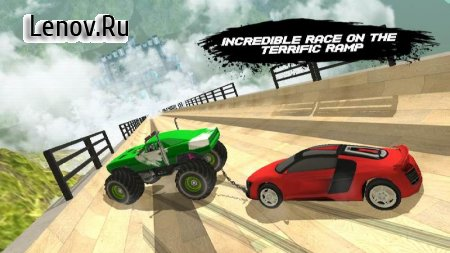 Double Impossible Mega Ramp 3D v 1.5 (Mod Money)