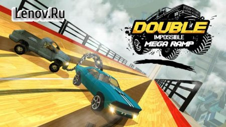 Double Impossible Mega Ramp 3D v 1.5 (Mod Money)
