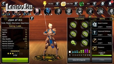 Legends Reborn v 5.0 (God Mode/One Hit Kill/No Skill Cooldowns)
