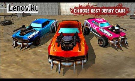 Demolition Derby Real Car Wars v 1.2 (Mod Money)