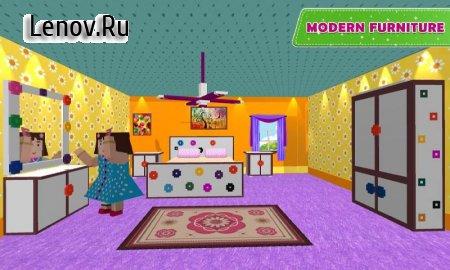 Doll House Design & Decoration 2 v 1.0 Мод (Unlocked)