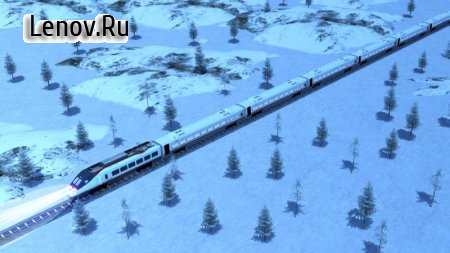 Euro Train Driver 3D v 1.4 (Mod Money)