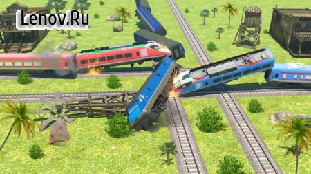 Euro Train Driver 3D v 1.4 (Mod Money)