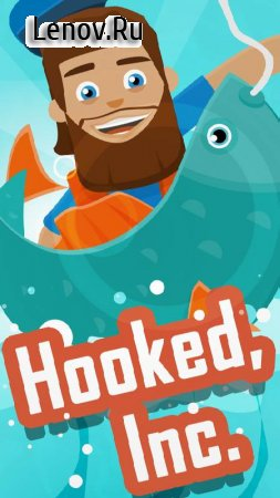 Hooked Inc: Fisher Tycoon v 1.4.8 (Mod Money)