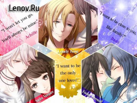 Monster's first love | Otome Dating Sim games v 0.0.16 Мод (Unlimited Free/Buy Diamonds )
