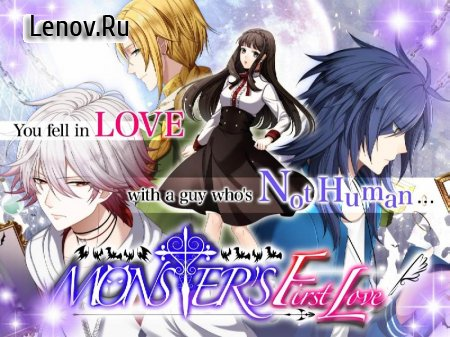 Monster's first love | Otome Dating Sim games v 1.0.22 Мод (Unlimited Free/Buy Diamonds )