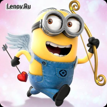 Гадкий Я (Despicable Me: Minion Rush) v 7.2.1a Mod (Free Purchase/Anti-ban)