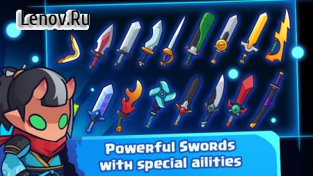 Sword Man - Monster Hunter v 1.4.7 (Free Shopping/Mod Money)