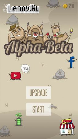Alpha-Beta v 1.1.4 (Mod: money/premium)