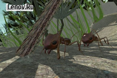 Ant Simulation 3D Full v 3.3.4 (Mod Food)