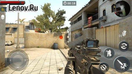 Modern Strike Sniper 3D v 1.0.4 Мод (Free Shopping)