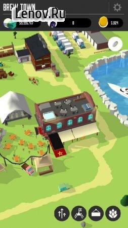 Brew Town v 1.0.23 (Mod Money)