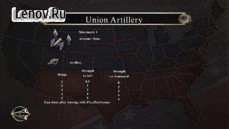 Civil War: 1862 v 1.1 Мод (Unlocked)